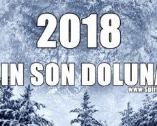 22 Aralık 2018 Yılın Son Dolunayı Bugün Ne Yapabilir Ne Yapamazsınız