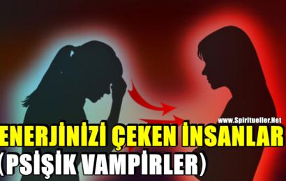 Enerjinizi Çeken Vampirlerden Kurtulmanın 3 Yolu