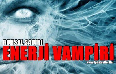 Bir Enerji Vampiri Tarafından Ruhsal Saldırıya Uğradığınızı Gösteren İşaretler