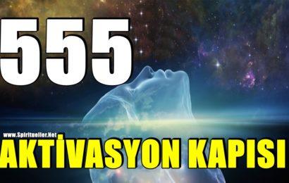 555 Aktivasyon Kapısı, Enerjinizi Koruyacak ve Yaşamınıza Şifa Getirecek Güçlü Bir Ruhsal Aracıdır