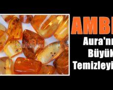 Amber: Aura'nın Büyük Temizleyicisi