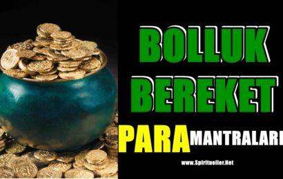 Yaşamınıza Zenginlik ve Bolluk Getirmek İçin Para Mantralarını Kullanın