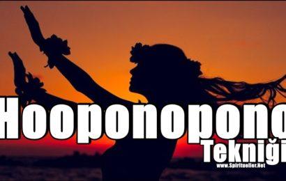 Herhangi Bir Durumu Düzeltmek İçin Hooponopono Tekniğini Kullanın