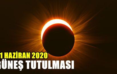 21 Haziran 2020 Güneş Tutulması Burçlara Önemli Değişiklikler Getirecek