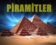 Piramitler, İnkar Edilemez Enerjileri Olan Büyülü Portallardır