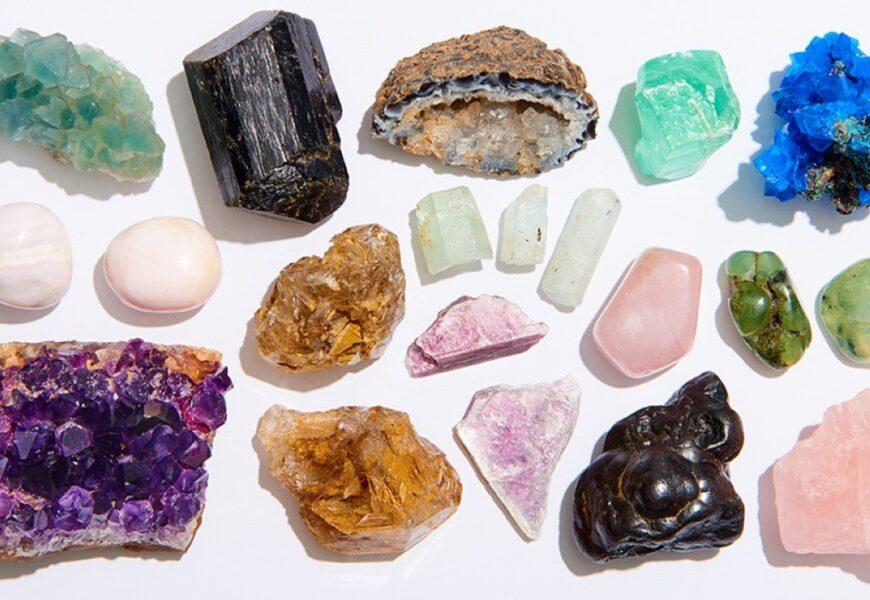 Sizi Daha Sağlıklı ve Mutlu Kılacak 10 Harika Kristal