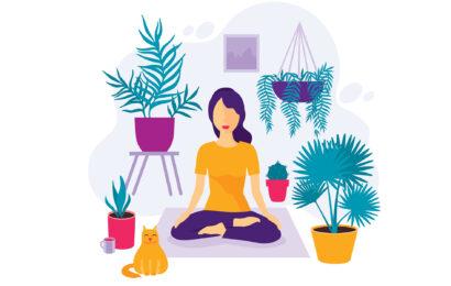 Endişeli Zihninizi Sakinleştirmek Ve Gevşemek İçin Evde Meditasyon Nasıl Yapılır