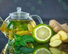 Su, Salatalık, Limon, Zencefil Toksinleri Gidermeye Ve Kilo Vermeye Yardımcı Olur