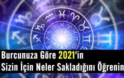 Burcunuza Göre 2021'in Sizin İçin Neler Sakladığını Öğrenin