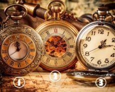 Geçmiş Yaşamınız Hakkında Size Çok İlginç Şeylerden Bahsedecek Bir Antika Saat Seçin