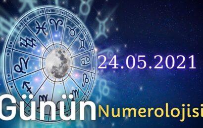24 Mayıs 2021 Günün Numerolojisi Ve Enerjisi: İyi Şans Çeken Şeyler