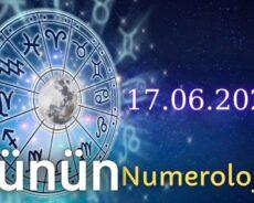 17 Haziran 2021 Günün Numerolojisi Ve Enerjisi: İyi Şans Çeken Şeyler