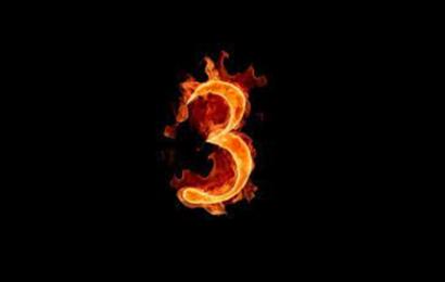 3'ün Özel Anlamı: 3 Sayısının Enerjisi, Kader Ve Şans Üzerindeki Etkisi
