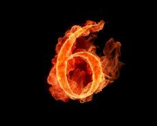 6'nın Özel Anlamı: 6 Sayısının Enerjisi, Kader Ve Şans Üzerindeki Etkisi